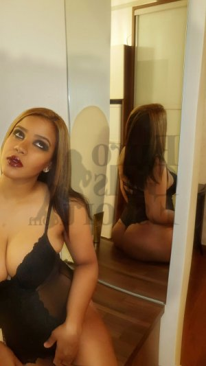 Lizaig outcall escort in New Orleans LA