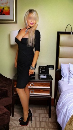 Soazic escort girl