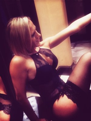 Marie-isabel escorts