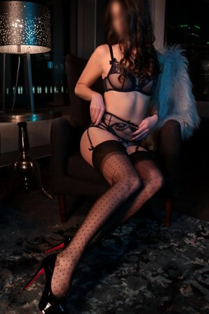 Anne-florence independent escorts in Hamilton Square